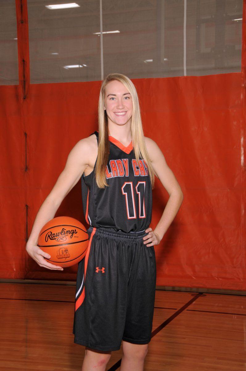 Lauren Gilliland named Academic All Ohio for Division III Girls Basketball