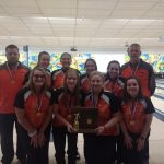 Coldwater Girls Bowling are District Champions and heading to State!