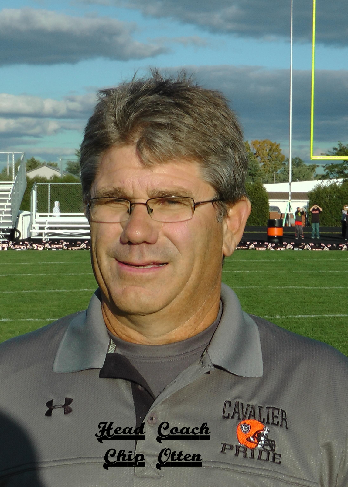 Chip Otten named to the Ohio High School Football Coaches Hall of Fame