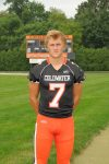 Myles Blasingame is this weeks The Peoples Bank Company and Lefeld Industrial & Welding Supplies Athlete of the Week