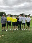 Coldwater Boys Varsity Golf finishes 1st place at Midwest Athletic Conference Meet
