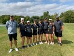 Coldwater Girls Varsity Golf finishes 1st place at Midwest Athletic Conference Meet
