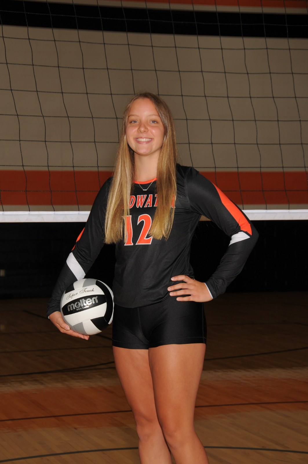Aubrey Koester is this weeks The Peoples Bank Company and Lefeld Industrial & Welding Supplies Athlete of the Week