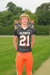 Tyler Schwieterman is this weeks The Peoples Bank Company and Lefeld Industrial & Welding Supplies Athlete of the Week