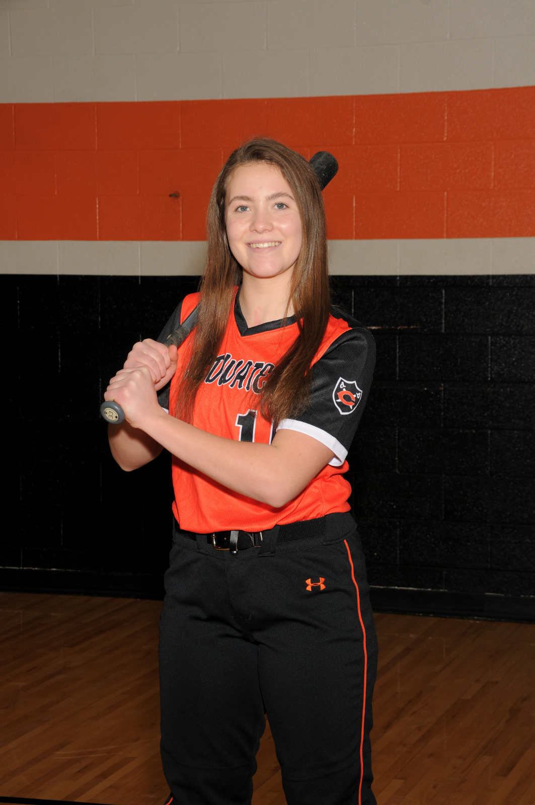 Claire Steinke is this weeks The Peoples Bank Company and Lefeld Industrial & Welding Supplies Athlete of the Week