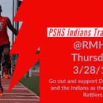 Track @ RMHS 3/28/19