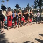 Boys Varsity Swimming beats Rancho Mirage 100 – 49
