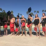 Girls Varsity Swimming beats Rancho Mirage 87 – 72