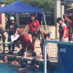 Boys Varsity Water Polo beats Canyon Springs 13 – 3