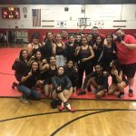 Girls finish undefeated dual season to claim DEL Championship!