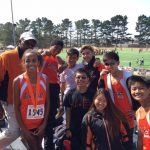 SMHS Cross Country at the Artichoke Invitational