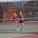 San Mateo High School Girls Varsity Tennis beat Half Moon Bay High School 6-1