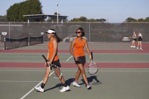 SMHS vs. HMB Tennis