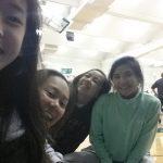 San Mateo High School Girls Junior Varsity Volleyball beat Westmoor High School 2-1