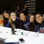 San Mateo High School Girls Junior Varsity Volleyball beat Jefferson High School 2-0