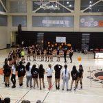 San Mateo High School Girls Junior Varsity Volleyball beat Capuchino High School 2-0