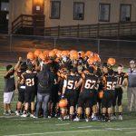 San Mateo High School Junior Varsity Football beat El Camino Colts 24-7