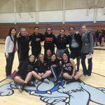 San Mateo High School Girls Varsity Basketball beat Mercy Burlingame 36-24