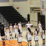 San Mateo High School Girls Junior Varsity Basketball falls to JV Bearcat Tournament 24-29