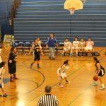 San Mateo High School Girls Junior Varsity Basketball falls to South San Francisco High School 18-20