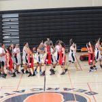 San Mateo High School Girls Junior Varsity Basketball beat Hollister-San Benito High School 23-20