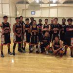 San Mateo High School Boys Varsity Basketball beat Westmoor High School 56-42