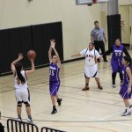 San Mateo High School Girls Junior Varsity Basketball falls to Sequoia High School 20-24