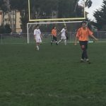 San Mateo High School Boys Varsity Soccer ties Mills High School 3-3