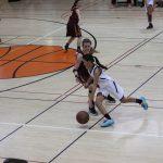 San Mateo High School Girls Junior Varsity Basketball falls to Menlo-Atherton High School 14-53
