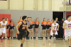 Boys Varsity Basketball vs. Aragon
