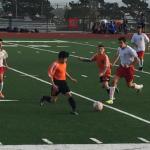 San Mateo High School Boys Junior Varsity Soccer beat El Camino 3-2