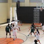 San Mateo High School Girls Junior Varsity Basketball falls to Westmoor High School 29-38