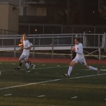San Mateo High School Boys Junior Varsity Soccer beat Woodside High School 5-1
