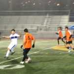 San Mateo High School Boys Junior Varsity Soccer falls to Jefferson 0-1