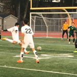 San Mateo High School Boys Junior Varsity Soccer falls to Capuchino High School 0-1