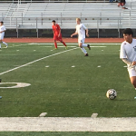 San Mateo High School Boys Junior Varsity Soccer beat El Camino 6-0