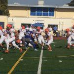 San Mateo High School Varsity Football falls to Los Altos 21-17