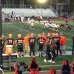 San Mateo High School Varsity Football beat Mission- San Francisco 28-25