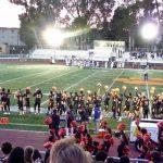 San Mateo High School Varsity Football beat Jefferson 35-26