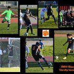 San Mateo High School Boys Varsity Soccer beat Mills High School 6-1