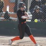 San Mateo High School Varsity Softball beat Terra Nova High School 18-2