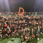 San Mateo High School Varsity Football beat Los Altos High School 34-0