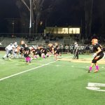 San Mateo High School Varsity Football falls to Carlmont High School 21-14