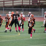 San Mateo High School Junior Varsity Football beat El Camino 28-22