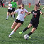 Girls Soccer kicks off season with a draw