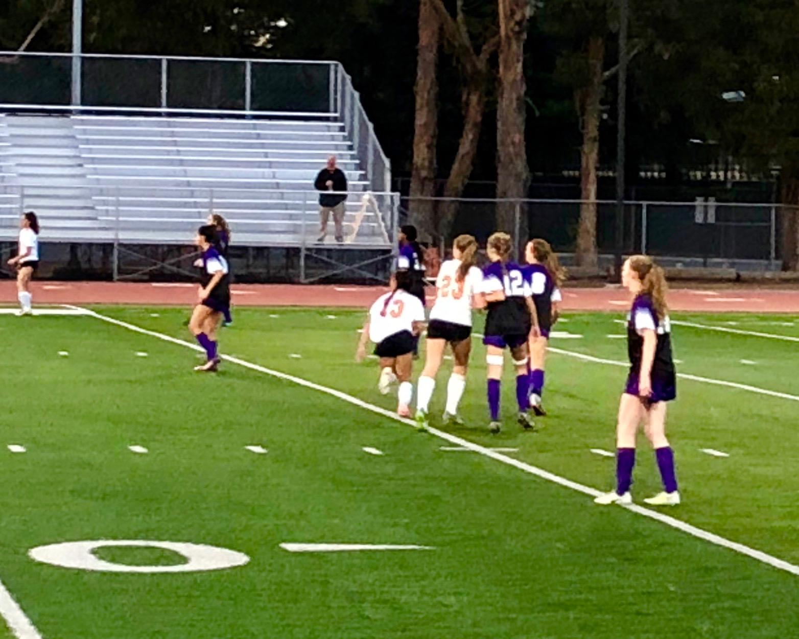 Bearcats defeat Sequoia 2-1