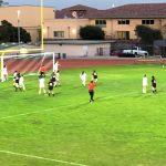 Girls Varsity Soccer ties capuchino high 0 – 0