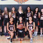 Girls Varsity Basketball beats Capuchino 52 – 46