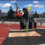 Track and Field's First Meet Results