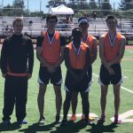 Jeffries Sets School Record at PAL T&F Championships as Bearcats advance to CCS